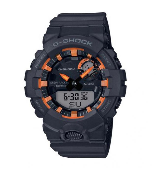 ساعت کاسیو جی شاک GBA-800SF-1ADR
