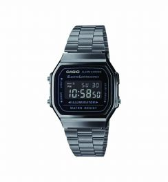 ساعت مردانه کاسیو A168WGG-1BDF